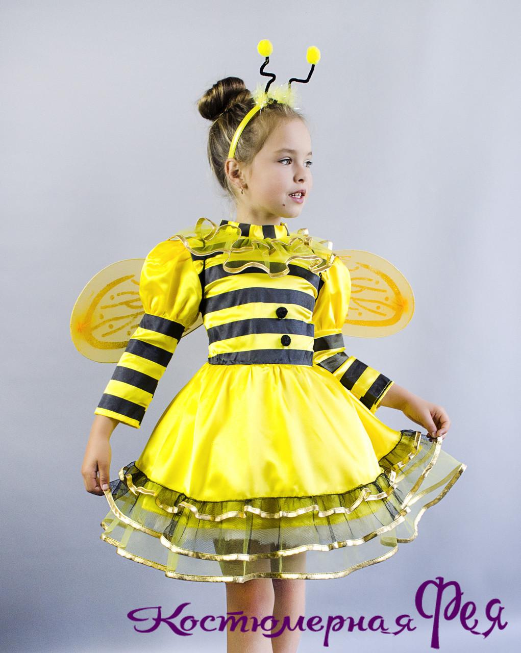 Пчелка, карнавальный костюм (код 4/10)