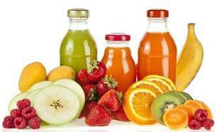 Детские соки, напитки и нектары