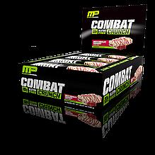 MusclePharm Combat Crunch 12 x 63 g (смаки уточнюйте)
