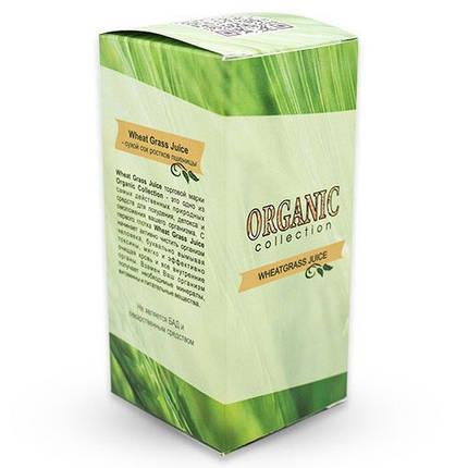 Wheatgrass - витамины для волос от Organic Collection (Витграсс), фото 2