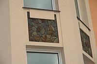 андезит на фасаде