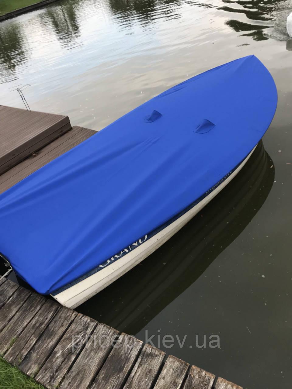 Стояночный тент на лодку. Длина 3,1м