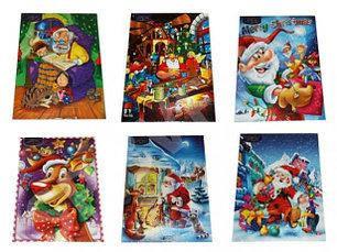 Шоколадные Адвент календари ( к Новому году, к рождеству ) Готовимся к праздникам!