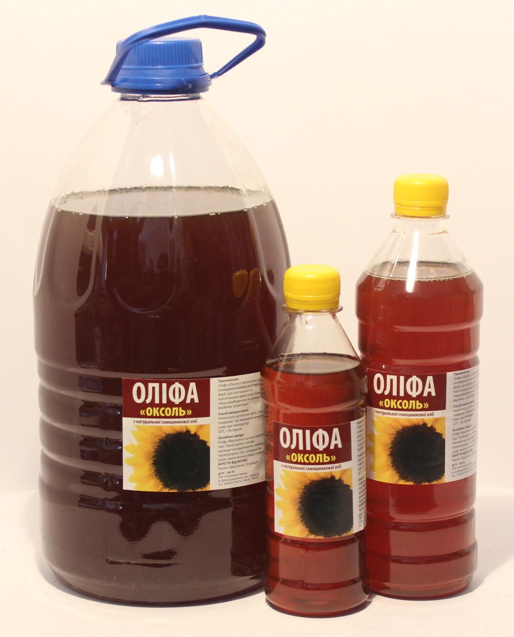 "Оліфа ""Оксоль""/POLYCOLOR/ безбарвна 0,6"