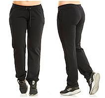 Женские спортивные штаны с манжетом большого размера  +цвета