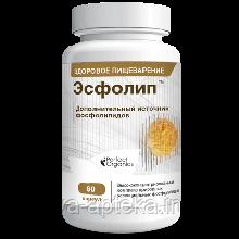 Эсфолип -  Комплекс эссенциальных фосфолипидов, лецитин