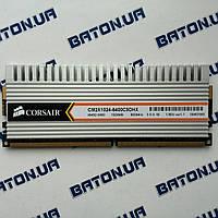 Игровая оперативная память Corsair DDR2 1Gb 800MHz PC2 6400U CL5 (CM2X1024-8500C5D), фото 1