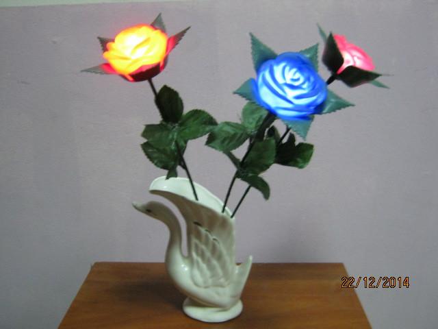 светодиодные розы оптом