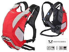 Рюкзак Shimano Hydration Daypack - UNZEN 10L червоний/сірий