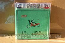 Аккумулятор 5A/12V JYMP GEL узкий