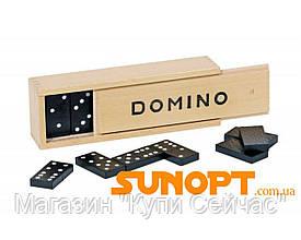 Домино (Деревянная коробка) №4006 D