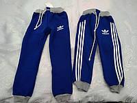 Детские утепленные спортивные брюки (98-128р)