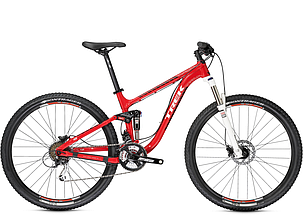 "Велосипед Trek-2014 Fuel EX 4 29 21,5"" червоно-чорний"