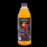 """Сироп Марибелл """"Маракуйя """" для коктейлей, 1л ПЭТ"""