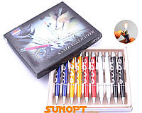 Зажигалка-ручка карманная 2009 №XT-0732