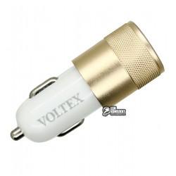Автомобильное зарядное устройство Voltex (VTC-202) .