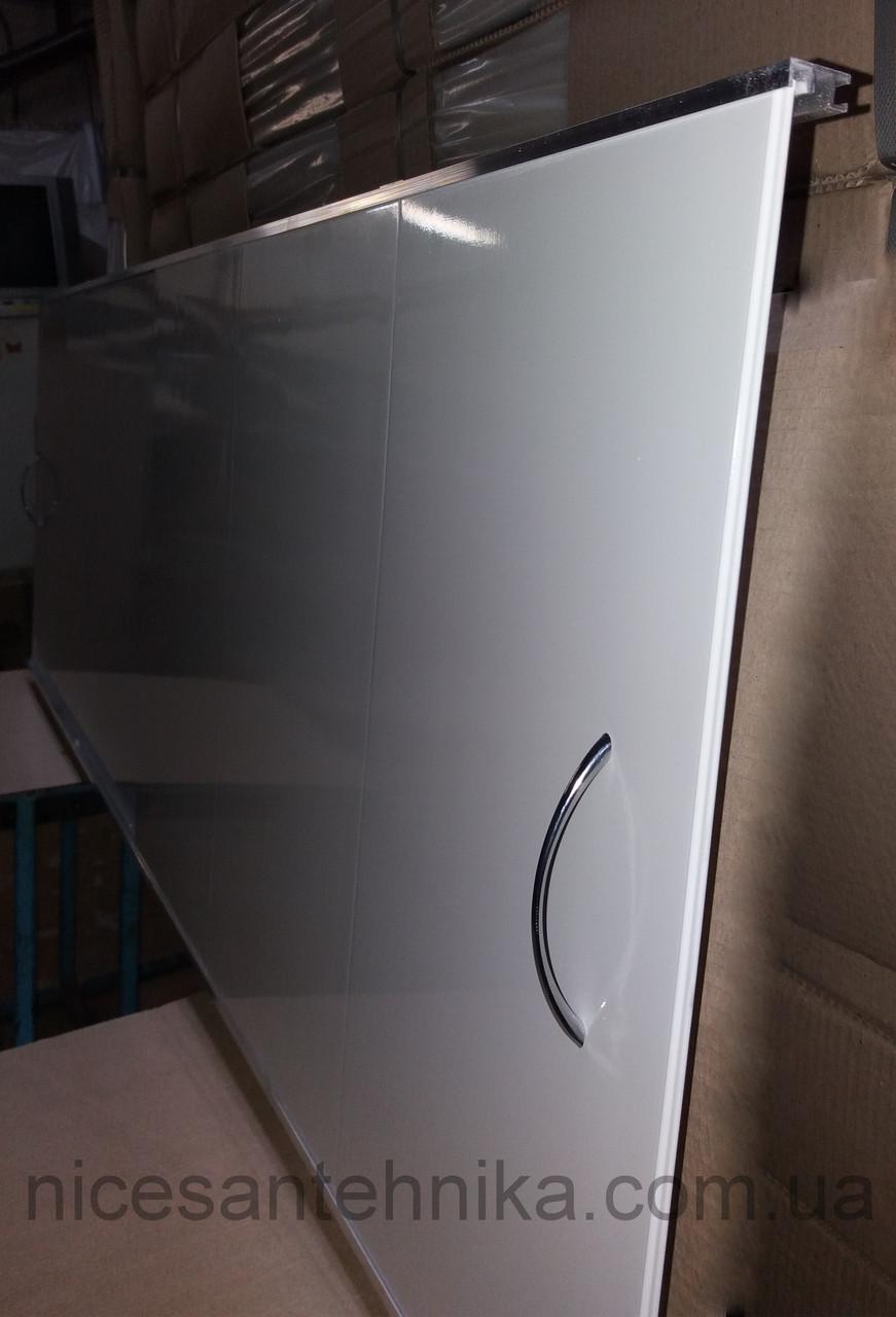 Экран для ванны 150*51 см.алюминиевый ЕВА-4