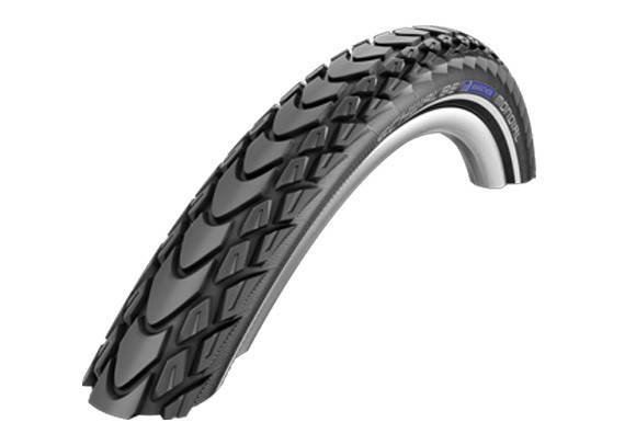 "Покришка Schwalbe Marathon Mondial Evolution Folding Double Defense 26""x2.00"" (50-559) B/B+RT TSC, фото 2"