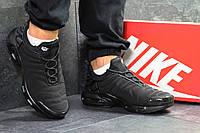 Кроссовки мужские в стиле Nike Air Max 95 TN код товара SD-6224. Черный