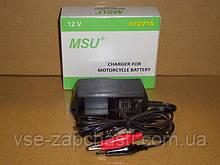Зарядка аккумулятора 12V MSU