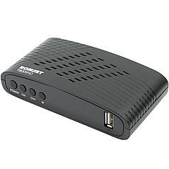 ★Тюнер DVB-T2 Romsat T8005HD для телевизоров 32 цифровых канала Украинского телевидения