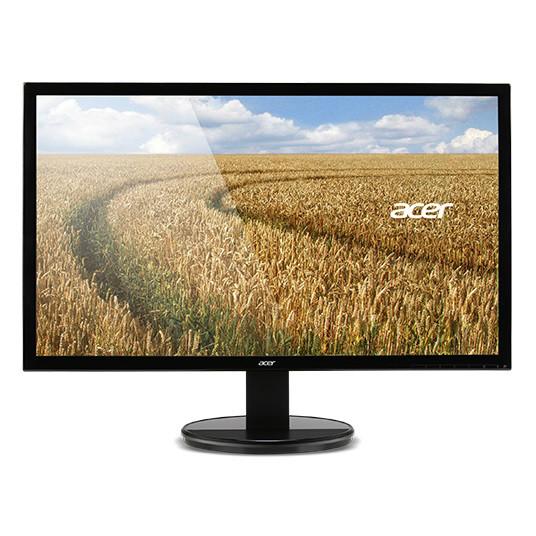 Монитор 19.5' Acer K202HQLAb, Black, WLED, TN, 1366x768, 5 мс, 200 кд/м2, 100 00
