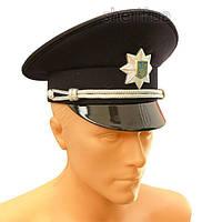Фуражка Форменная Полиции черная  11997