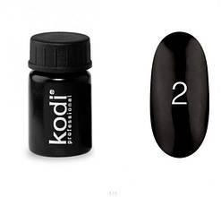 Гель-краска Kodi №2, 4 ml
