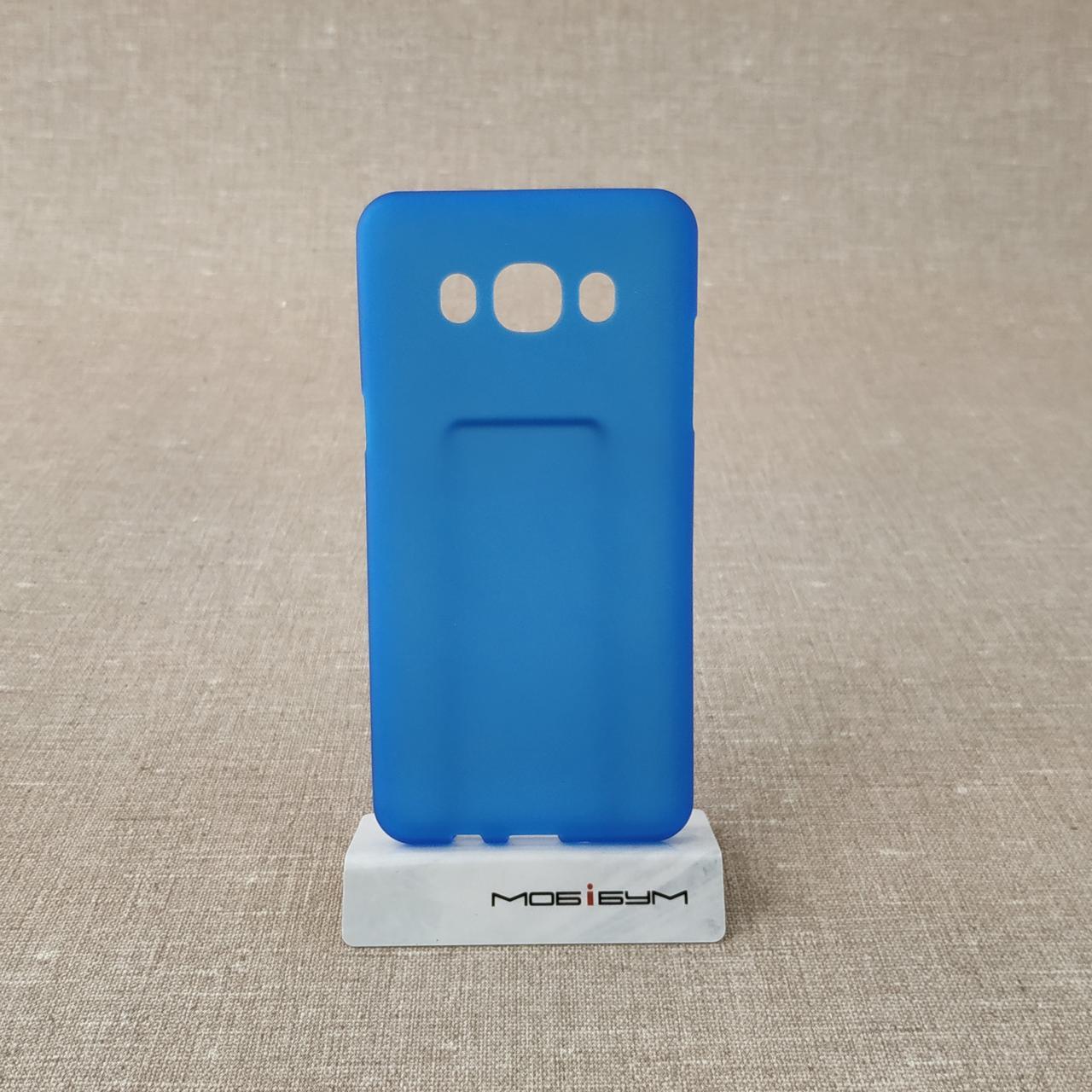 Чехол TPU Samsung Galaxy J510 blue