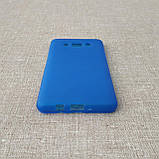 Чехол TPU Samsung Galaxy J510 blue, фото 3