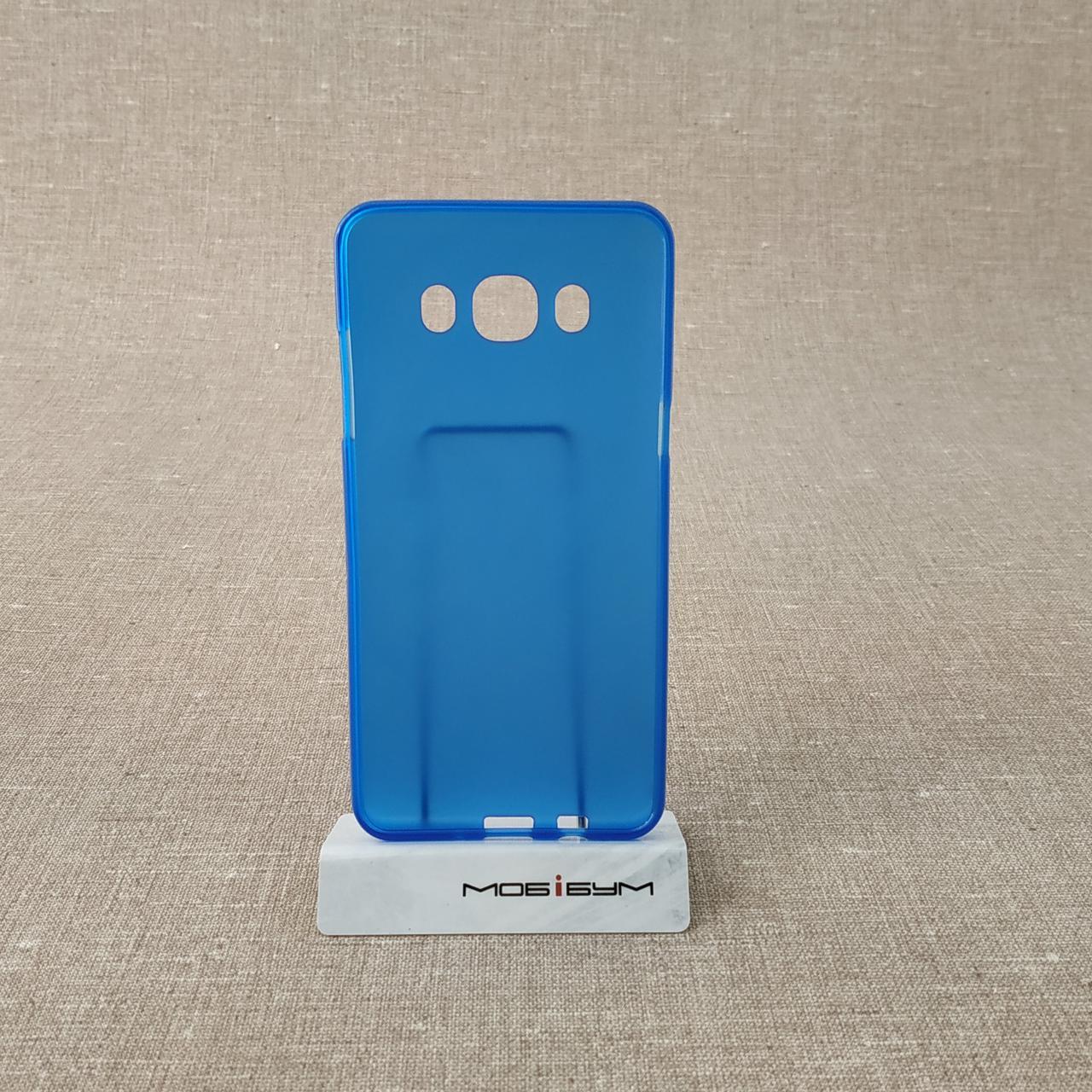 Чехлы для Galaxy J Series (остальные модели) TPU Samsung J510 blue