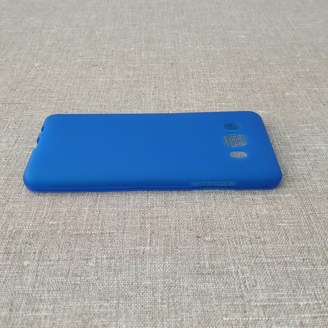 Чехлы для Galaxy J Series (остальные модели) TPU Samsung J510 blue J5 (J530) 2017 Для телефона