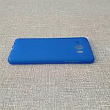 Чехол TPU Samsung Galaxy J510 blue, фото 4