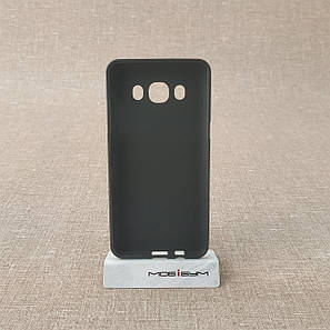 Чехол TPU Samsung Galaxy J510 black, фото 2