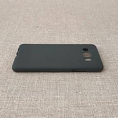 Чехол TPU Samsung Galaxy J510 black, фото 3