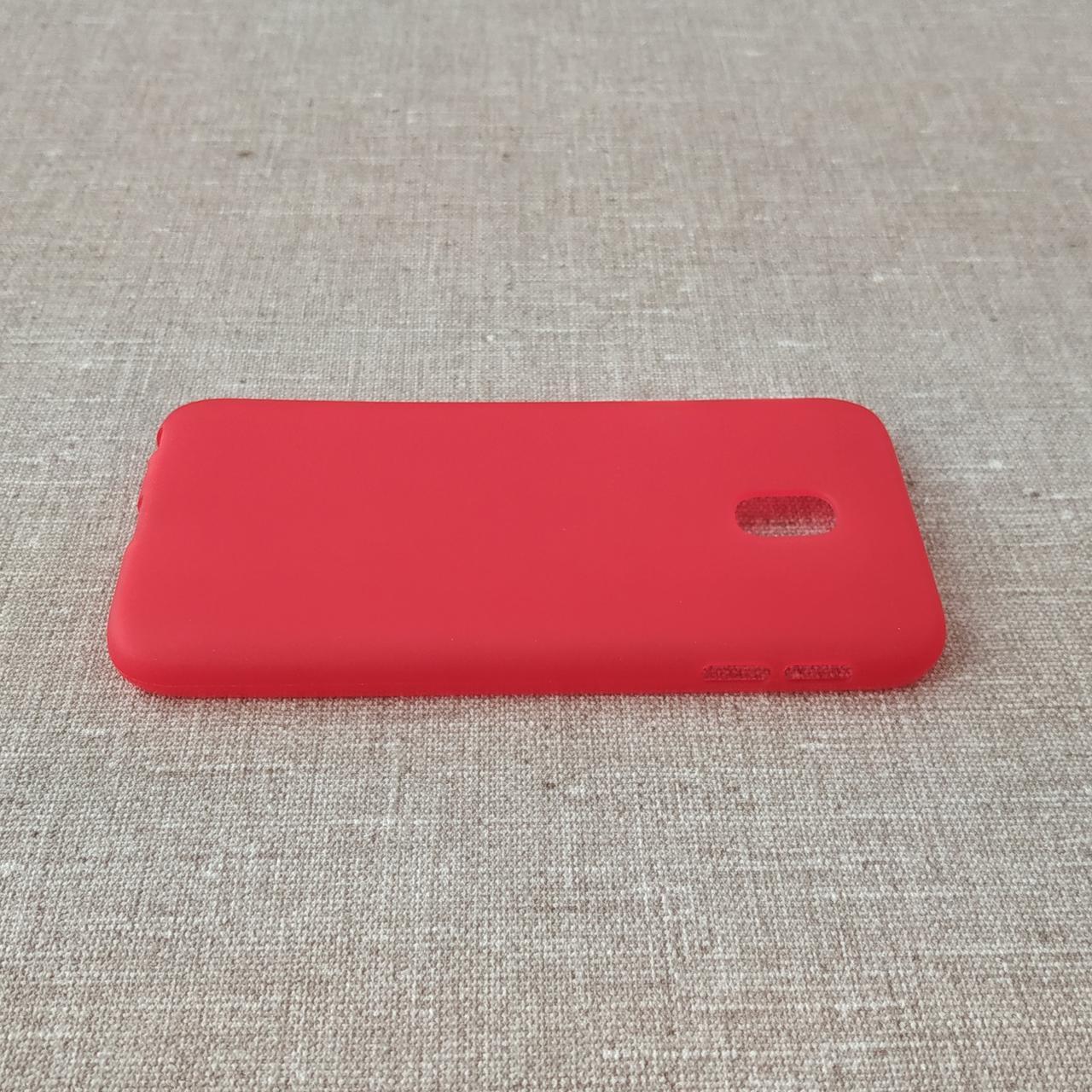 TPU Samsung Galaxy J330 red