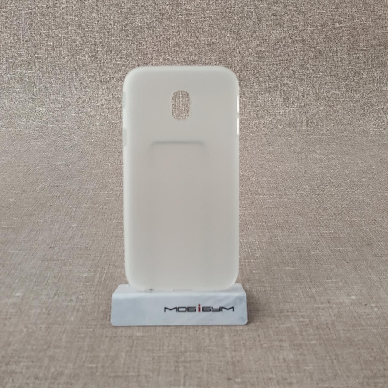 Чехол TPU Samsung Galaxy J330 white