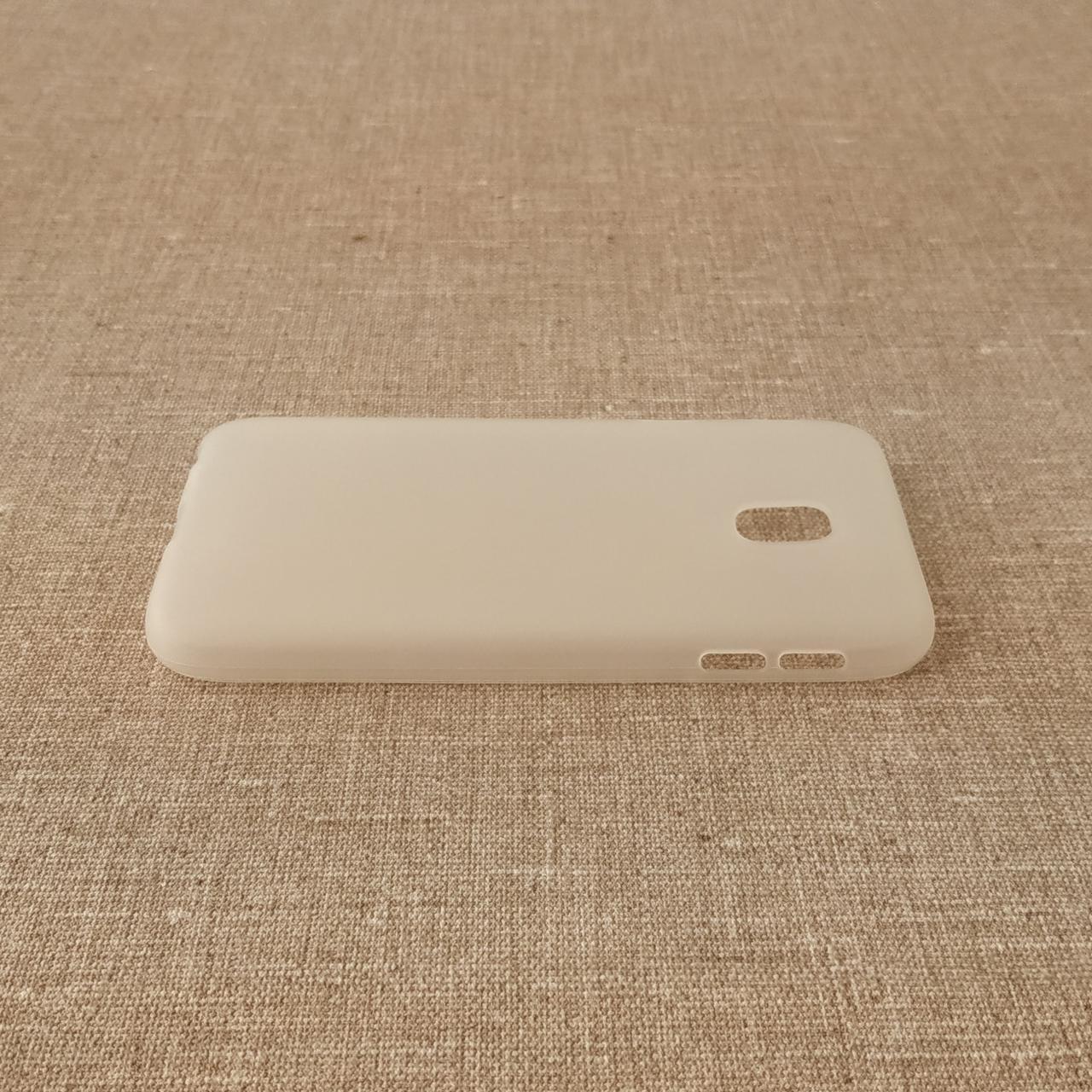 Чехлы для Samsung Galaxy J3 (2017) J330F TPU J330 white (J330) 2017 Для телефона Белый