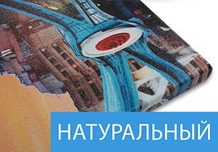 Заказать картину модульную с своей фотографией, на Холсте нат., 100х110 см., (70x35-3), фото 3