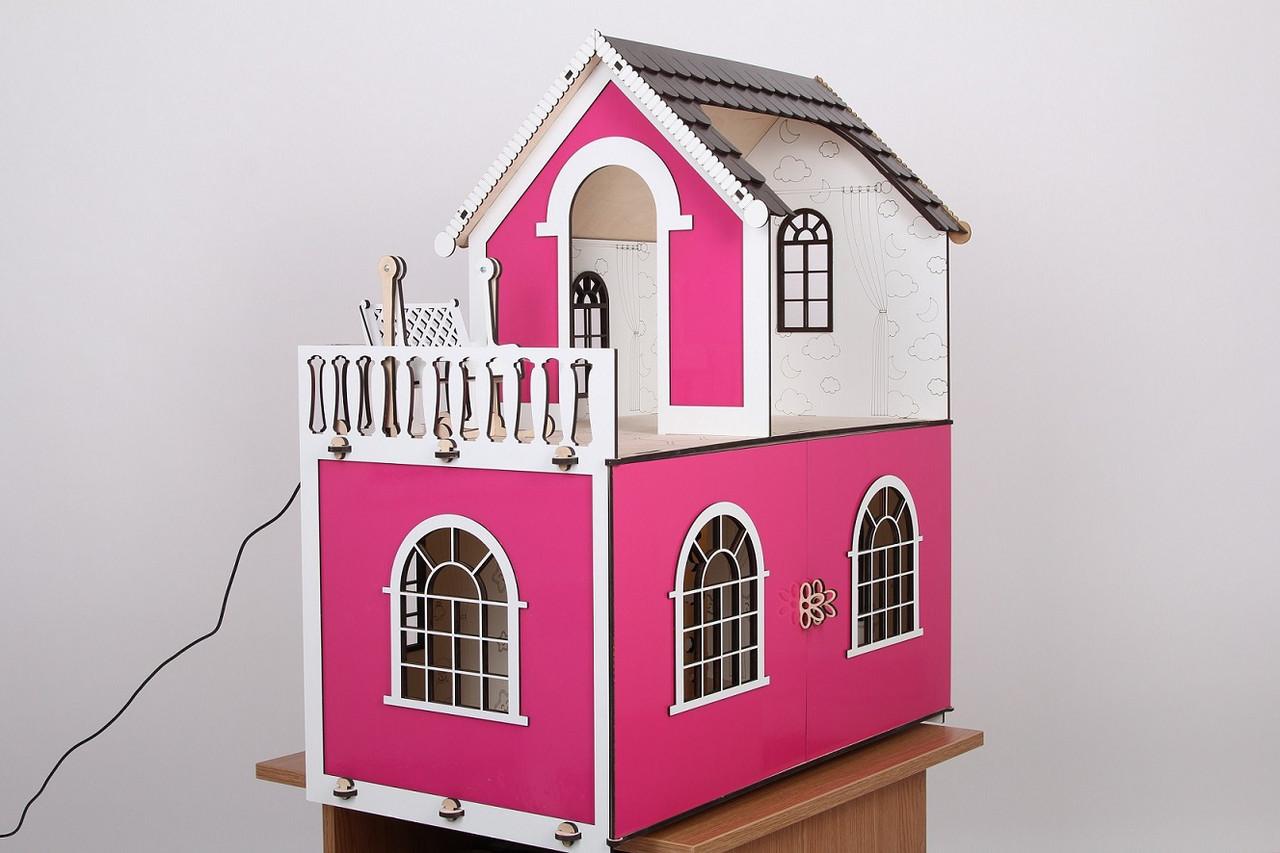 Игрушка Домик 1 для кукол Барби, Монстер Хай, Братц
