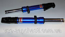 Перья вилки Honda Dio AF-27/ZX AF-34 диск NDT blue
