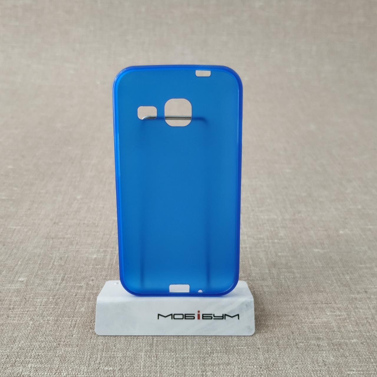 TPU Samsung Galaxy J105 blue