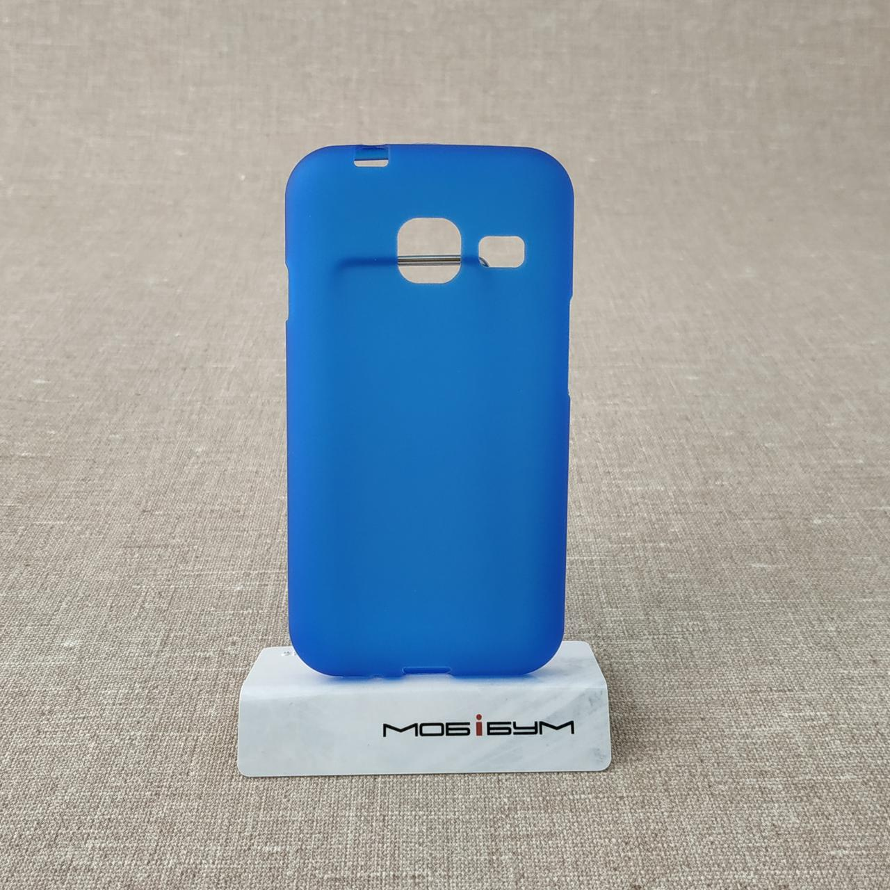 Чехол TPU Samsung Galaxy J105 blue