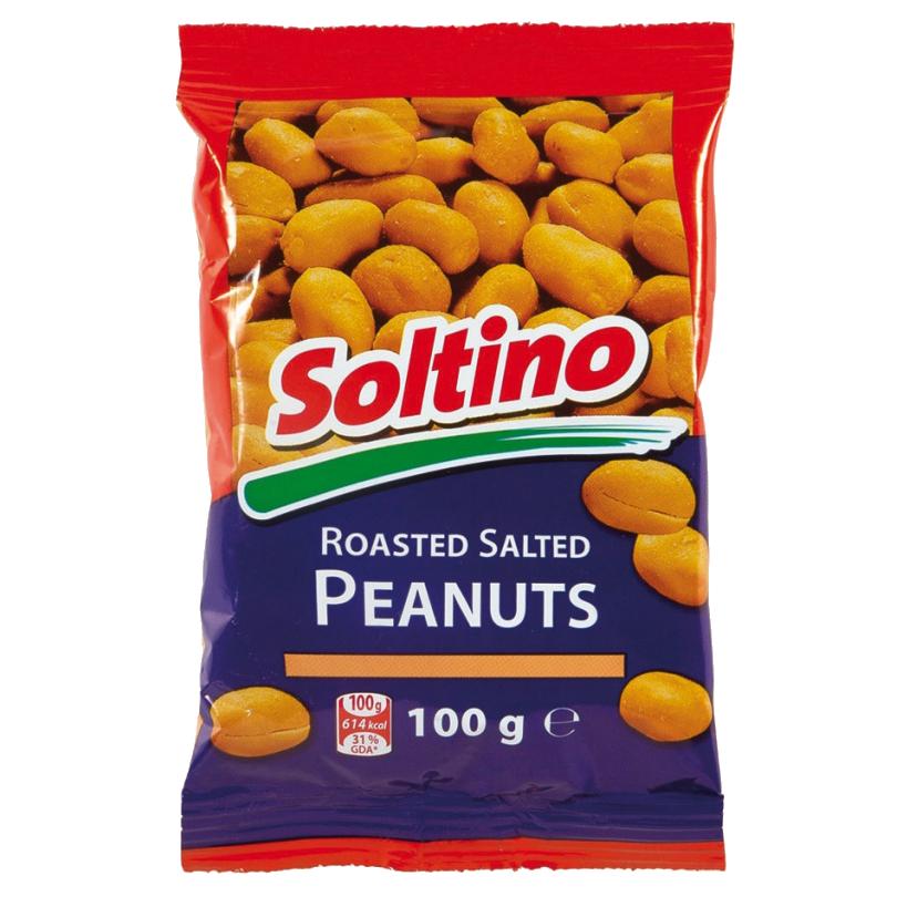 Soltino солоні горішки 100 гр.