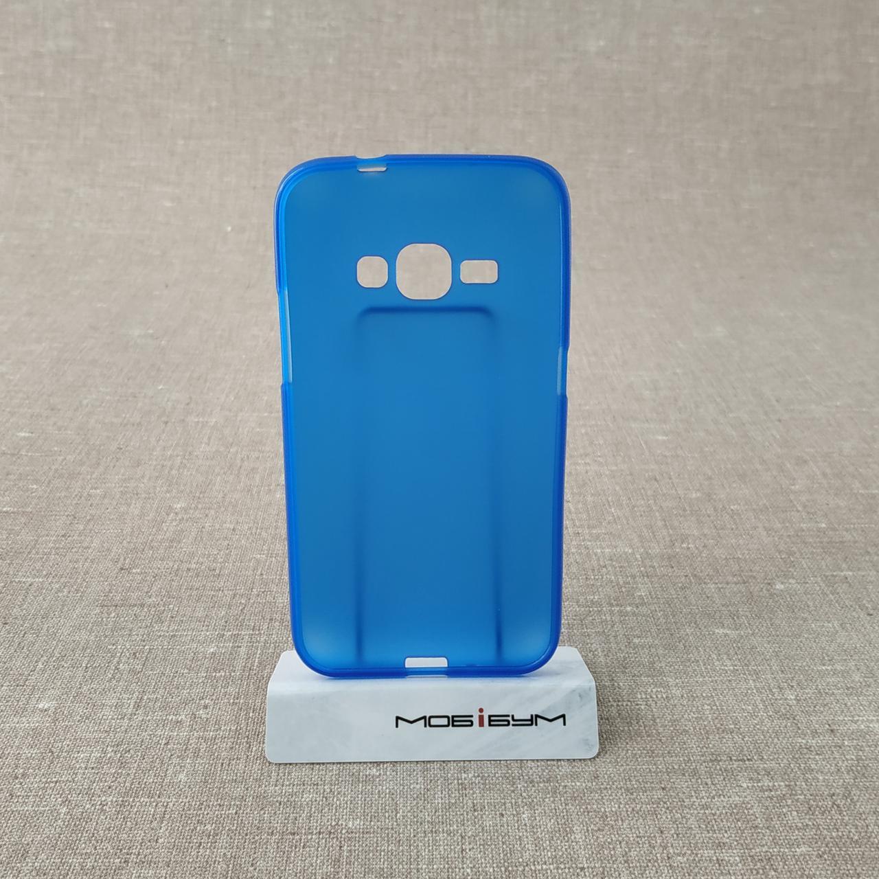 TPU Samsung Galaxy J120 blue