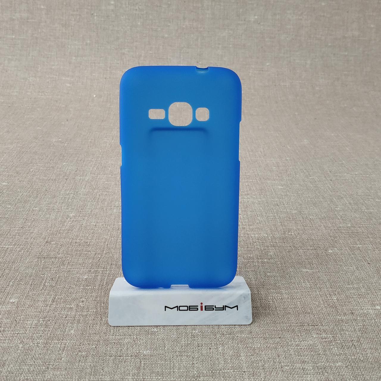 Чехол TPU Samsung Galaxy J120 blue