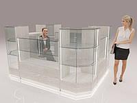 Островок, торговая мебель, витрина, торговое оборудование, фото 1