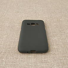 Чехол TPU Samsung Galaxy J120 black, фото 2