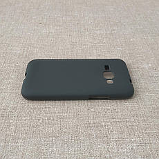 Чехол TPU Samsung Galaxy J120 black, фото 3