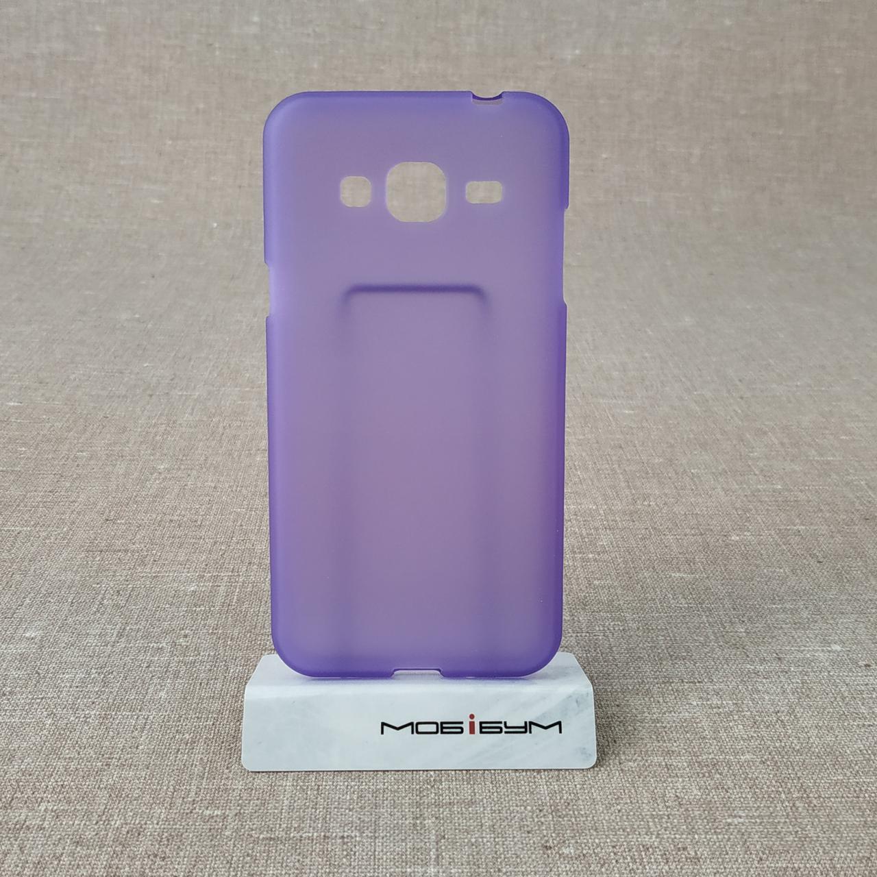 Чехол TPU Samsung Galaxy J320 violet